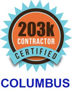 203K contractor Columbus