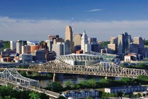 Cincinnati-Skyline
